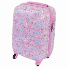送料無料 キキ&ララ スーツケース 115cmキャリーケース マジカルスウィーツ サンリオ キャラクターグッズ
