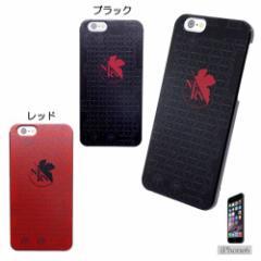 エヴァンゲリオン新劇場版 iPhone8 7 6S 6ケース アイフォン6ハードジャケット NERVマーク キャラクターグッズ
