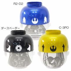 スターウォーズ お茶碗セット お茶碗&汁椀セット R2-D2 C-3PO ダースベーダー STAR WARS 映画キャラクターグッズ