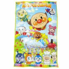 アンパンマン ピクニック用品 レジャーシートS 1人用 2015 キャラクターグッズ