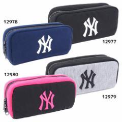 ニューヨークヤンキース ペンポーチ BOXペンケース野球 キャラクター グッズ