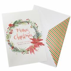 Kelly Ventura クリスマスカード グリーティングカード ケリー4 Xmasギフト雑貨グッズ メール便可
