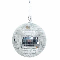 装飾用品 ミラーボール 20cm ディスプレイ グッズ