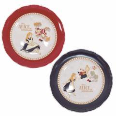 ふしぎの国のアリス 食器ギフトセット ペアケーキプレート2枚セットディズニー キャラクター グッズ