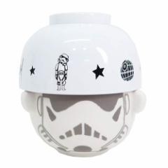 スターウォーズ 茶碗 ミニ茶碗&お椀セット ストームトルーパー STAR WARS キャラクター グッズ