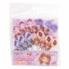 ちいさなプリンセス ソフィア ランチグッズ ランチピックス 12本入りディズニー アニメキャラクター グッズ