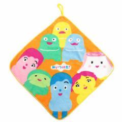 みいつけた ループタオル ループタオル みいつけた NHKキャラクター 入学準備雑貨グッズ メール便可