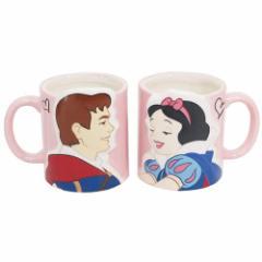白雪姫 マグカップ キスペアマグディズニー 食卓生活雑貨通販