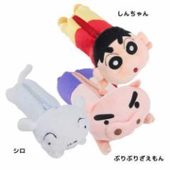クレヨンしんちゃん ペンケース ぬいぐるみペンポーチ 2nd キャラクター グッズ