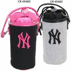ニューヨークヤンキース ペットボトルホルダー 保冷ボトルケース MLB 野球 キャラクター グッズ