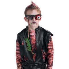 ハロウィン コスプレ 衣装 アイボール メガネ 飛び出た目ん玉 眼鏡 お化け ホラー パーティ 雑貨グッズ