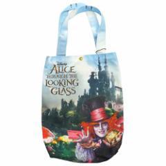 アリス・イン・ワンダーランド 2 レディース手提げかばん トートバッグ Alice in wonderland 時間の旅