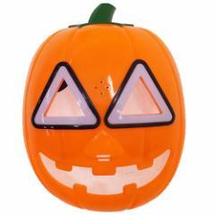 ハロウィン雑貨 PUMPKIN LIGHT UP MASK パンプキンマスク パーティー グッズ