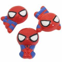 スパイダーマン キッチン雑貨 箸置き3個セットマーベル キャラクター グッズ