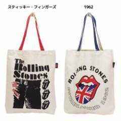 Rolling Stones ローリングストーンズ トートバッグ グッディバッグ 1962 スティッキー・フィンガ