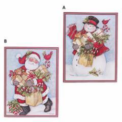 LANG ラング社 クリスマスカード 封筒付きグリーティングカード Candy Cane カントリー&フォークグッズ メール便可