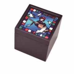 魔女の宅急便 オルゴール ステンドグラス風BOXオルゴールスタジオジブリ キャラクター グッズ
