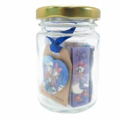 ドナルド&デイジー 付箋 瓶入りふせんセット 85385 ディズニー キャラクター グッズ