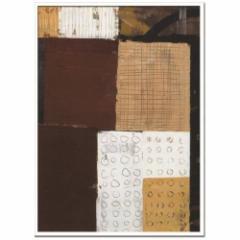 取寄品 送料無料 Ralf Bohnenkamp インテリア アート デザイナーズアート Untitled 2004 額付き抽象画通販