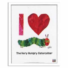 取寄品 送料無料 エリック カール Eric Carle インテリア アート Kids Art Love 額付き子供部屋インテリア通販