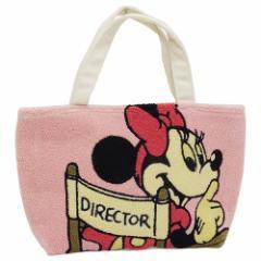 ミニーマウス 保冷ランチトート ミニトートバッグ サガラ刺繍 ディズニー キャラクター グッズ