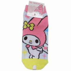 マイメロディ 女性 用 靴下 レディース ソックス ラブレター サンリオ キャラクターグッズ メール便可