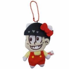 おそ松さん×サンリオ コインケース ぬいぐるみ ダイカット小銭入れ おそ松×ハローキティ サンリオ キャラクターグ