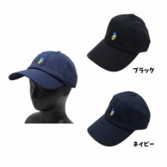 30%OFF ドナルドダック 帽子 刺繍 ベースボール キャップ ブラック ネイビー ディズニー キャラクター グッズ SALE 4/19朝10時まで