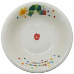 はらぺこあおむし 中鉢 磁器製 フルーツ皿エリックカール 絵本キャラクター グッズ