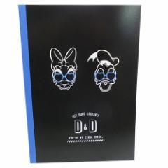 ドナルド&デイジー 横罫 ノート B5 学習ノート サングラスシリーズ ディズニー キャラクターグッズ メール便可