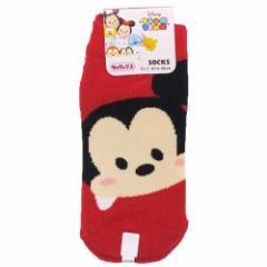 ディズニーツムツム 子供用 靴下 キッズ ソックス ミッキーマウス ディズニー キャラクターグッズ メール便可