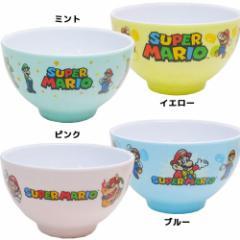 スーパーマリオ お茶碗 メラミンボウルnintendo キャラクター グッズ