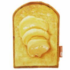 たっぷりバタートースト 手鏡 まるでパンみたいな スタンドミラー2 おもしろ雑貨グッズ通販 【メール便可】