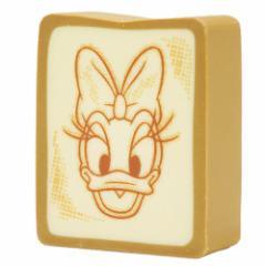 デイジーダック 消しゴム トースト ケシゴム 食パンシリーズ ディズニー キャラクターグッズ メール便可