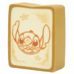 スティッチ 消しゴム トースト ケシゴム 食パンシリーズ ディズニー キャラクターグッズ メール便可