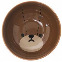 くまのがっこう ライスボウル 磁器製お茶碗 フェイス 絵本キャラクター グッズ