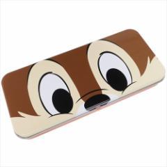 チップ 缶ペンケース キャラカンペン フェイスアップ ディズニー キャラクター グッズ