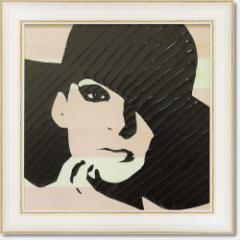 取寄品 送料無料 ポップアート ヒーリング アート パネル シリーズ ファッションシュート エヴァンジェリン・テイラー