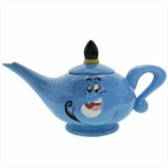 アラジン 急須 魔法のランプ型 ティーポット ジーニー ディズニー キャラクター グッズ