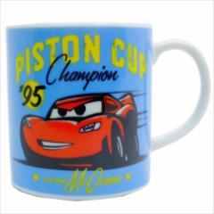 カーズ3 クロスロード マグカップ 磁器製 こどもマグ ピストンカップ ディズニー キャラクター グッズ