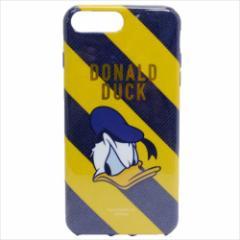 ドナルドダック iPhone 8 Plus ケース アイフォン8プラス ソフトカバーディズニー キャラクターグッズ メール便可