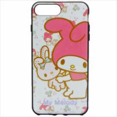 マイメロディ iPhone 8 Plus ケース アイフォン8プラス プロテクトカバーサンリオ キャラクターグッズ メール便可