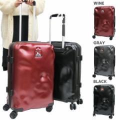 送料無料 ベンデイビス スーツケース 22インチキャリーバッグ ダメージ加工 BEN DAVIS メンズブランド グッズ
