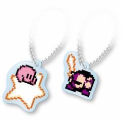 星のカービィ キーリング アクリルキーホルダー2個セット カービィ&メタナイト nintendo キャラクターグッ