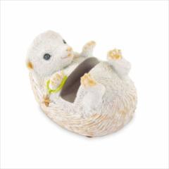取寄品 スマホスタンド Hedgehog ホールディングフォンアニマル ハリネズミ インテリア雑貨通販