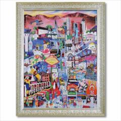取寄品 送料無料 リネア・パーゴラ ポップアート Art Frames ラスベガス インテリア グッズ
