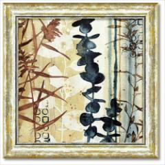 取寄品 送料無料 メリッサ・プラッチ フラワーアート Art Frames ウォーターマーク フォリッジ インテリア