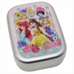 ディズニープリンセス お弁当箱 アルミ ランチボックス Princess 18 ディズニー キャラクター グッズ