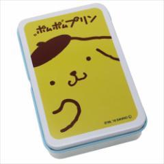 ポムポムプリン お菓子 缶入りキャンディ フェイス サンリオ キャラクター グッズ