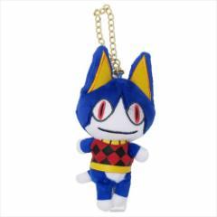 どうぶつの森 マスコット ミニ ぬいぐるみ ボールチェーン みしらぬネコ nintendo キャラクター グッズ